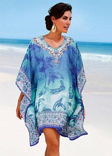 Beach kaftan dresses uk cheap
