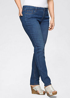 374aca40c0af2 Cheap Womens Plus Size Jeans | Skinny, Bootcut & Straight | bonprix