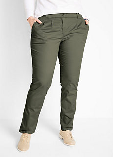 645bf03520a7 Turn-Up Chino Trousers