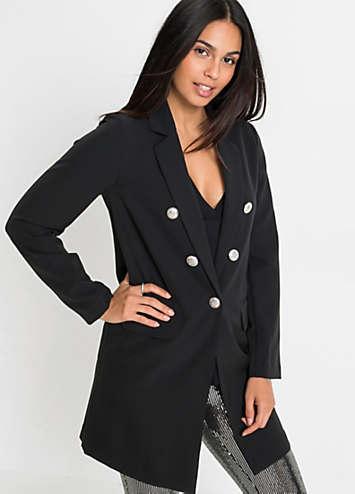 buy sale really cheap 2019 factory price Teddy Fleece Coat by BODYFLIRT | bonprix