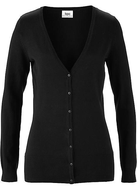 eb32a1673 Smooth Knit Cardigan by bpc bonprix collection