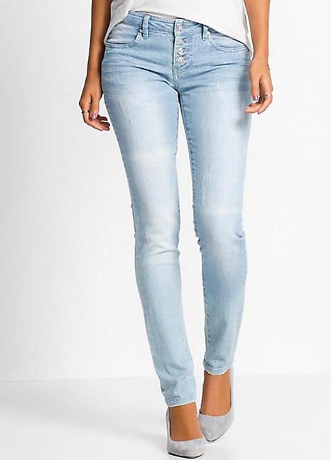 used look jeans by bodyflirt bonprix. Black Bedroom Furniture Sets. Home Design Ideas
